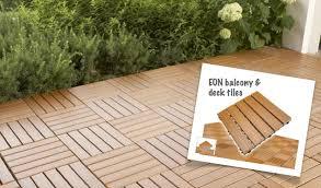 Condo Balcony Urban Terrace And Deck Tiles By EON