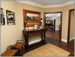 Paint Colors For Living Room With Oak Trim Charming Dining Dark Wood Photos Best That Go Ideas
