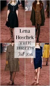Lena Hoschek Fall Winter 2016 Collection