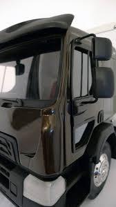 Bernhard Bauer - RC Model Truck For Renault
