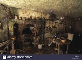 loire interior of farm cave and shelter at
