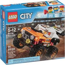 Lego® City Stunt Truck Building Toy 91 Pc Box - Walmart.com Lego Ideas Product Ideas Monster Truck Arena Technic Building Itructions Youtube City 60180 Kmart Review 70905 The Batmobile Tagged Brickset Set Guide And Database 42005 Jam Great Vehicles 60055 New Free Shipping Ebay Captain America The Winter Soldier Face Off Lego Big W Brick Radar