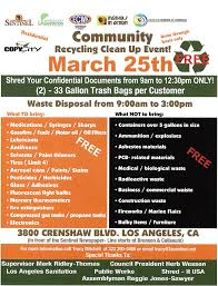 community recycling clean up event holman united methodist church