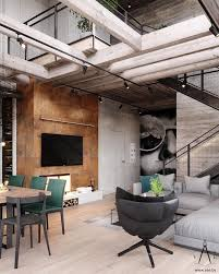 100 Loft Interior Design Ideas Design By VAE Studio In 2019