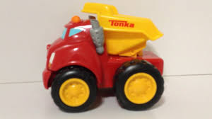 99 Chuck The Talking Truck Tonka The Dump With Lights And Sounds YouTube