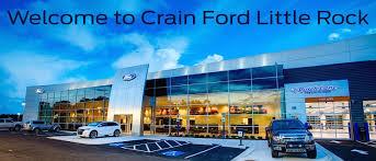 Crain Dodge Little Rock Arkansas Elegant Crain Is The Ford Dealer ...