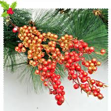 Winterberry Christmas Tree by Christmas Xmas Tree Decoration Christmas Tree Hanging Shiny Fruit