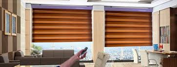 Motorized Curtain Track India by Vista Window Blinds Roller Blinds Vertical Blinds Awnings Wooden