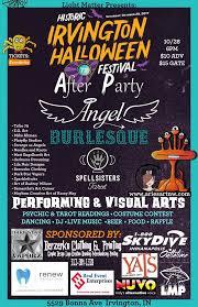 Irvington Halloween Festival Attendance by Light Matter Promotions Home Facebook