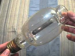 mercury vapor mv light bulbs part 1 2011