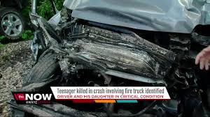 Teen Killed In Fatal Crash With Fire Truck In Ypsilanti - YouTube 1979 Chevy Silverado K20 Gmc Pickup Frontal Crash Test By Nhtsa Coke Truck Accident Youtube Caught On Video Semi Goes Airborne Erupts Into Fireball In Indiana Lego City 2017 Stunt Truck Lets Build 60146traffic Car Smashes Overpass Most Insane Crashes Compilation 8 Dash Cam Video Shows Horrific High Speed Crash Watch News Videos 2 Killed When Crashes Tree Along I80 Trucker Jukebox On I12 Louisiana 3 Rc Radio Control Bashing Hits Funny Accident In India Livestock I75