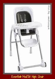 Evenflo Easy Fold Simplicity Highchair by Evenflo Easy Fold High Chair Great Evenflo High Chair Easy Fold