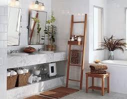 coole ideen für kreative badezimmer gestaltung und organisation