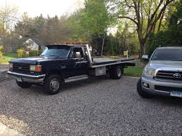 100 F450 Truck My Dads Toy 1988 Ford Super Duty Flat Bed With Diesel