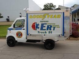Hays Fire Equipment Truck 1