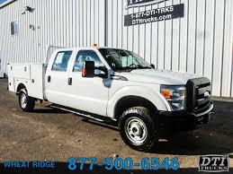 Utility Truck - Service Trucks For Sale In Colorado