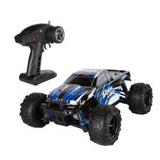 RC Truck Off Road Monster 1/18 Scale 2.4G 35MPH(2 Colors ... 118 4wd Electric Rc Truck Racing Car 24g Remote Control Rock Rampage Mt V3 15 Scale Gas Monster Remo 116 50kmh Waterproof Brushed Short About Stop Truck Stop Revell Mounty Double E 120 End 1520 12 Am 24g 6ch Alloy Dump Rc Big Best Kyosho Mad Crusher Ve Brushless Powered Blue 1 How To Make Tire Chains For Cars Tested Trucks Bulldozer Charging Rtr