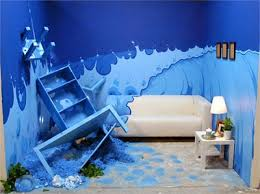 Small Bedroom Decorating Ideas Blue Walls