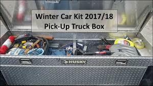 Winter Car Emergency Kit - Pick-Up Truck EDC - 2017/18 Making Your Own Jeep Survival Kit Truck Camper Adventure Next Level Travel Packing Junk In Trunk Emergency Pparedness Veridian Cnections Spill Kits Fork Lift Ese Direct 1 16 Led Whitered Car Warning Strobe Lights First Aid From Parrs Workplace Equipment Experts Slime Safety Spair Roadside 213842 Vehicle Amazoncom Thrive Assistance Auto Cheap Find Deals On Line At Edwards And Cromwell Chlorine Cylinder Tank Repair 14pcs Emergency Rescue Bag Automobile Tire Pssure