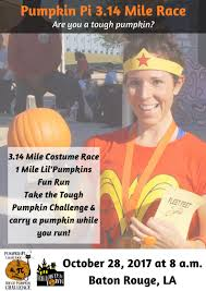 Baton Rouge Halloween Parade 2015 by Pumpkin Pi 3 14 Mile Race 10 31 Consortium