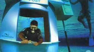 à la découverte de cinq lieux mystérieux sous la mer