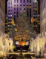 Christmas Tree Rockefeller Center 2016 by Christmas In New York