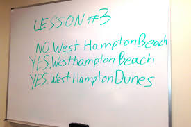 The Patio Westhampton Beach by Hamptons Spelling And Grammar Westhampton