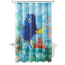 Disney Finding Dory Lagoon Shower Curtain JCPenney