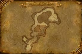 Wow Brackwell Pumpkin Patch Map by Echo Ridge Mine Wowpedia Your Wiki Guide To The World Of Warcraft