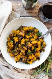Pumpkin Gnocchi Recipe With Sage Butter by Brown Butter Butternut Squash Gnocchi With Sage Video The