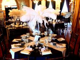 Surprising Black And Ivory Wedding Decorations 94 On Table For With