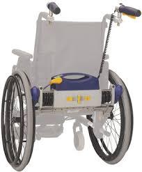 fauteuil roulant manuel avec assistance electrique motorisation pour fauteuil roulant manuel v max description