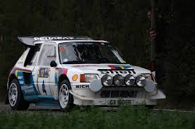 Peugeot 205 Turbo 16 Evo 2 10th RallyLegend San Marino 20…