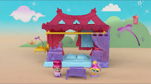 Magic Carpet Ride Tabs by Fisher Price Shimmer And Shine Teenie Genies Magic Carpet Shop