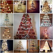 Arbolitos Navidenos Con Pallets Reciclados Upcycled Christmas Trees