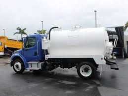 TANKER TRUCKS FOR SALE