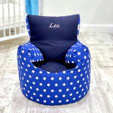 Personalised Royal Star And Navy Bean Bag Chair - Default Title Shop Regal In House Bean Bag Chair Navy S Online In Dubai Lifestyle Vinyl Blue Bean Bags Twist Stripes Outdoor Amazoncom Wild Design Lab Elliot Cover 6foot Microfiber And Memory Foam Coastal Lounger Nautical And White Buy Large Comfort Seating Fniture For Classic Fully Comfortable Washable Velvet Can Bean Bags Denim With Piping Ftstool Blue Lounge Pug Denim Adult Beanbags Inflatable Lazy Air Bed Couch Sofa Hangout
