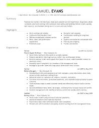 What A Perfect Resume Looks Like S My Builder Reviewss