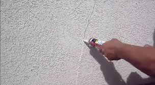 Hairline Cracks In Plasterboard Ceiling by Repairing Hairline Cracks In Exterior Stucco