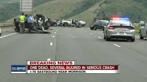 Two Killed, 6 Injured After Truck Crashes Into Oncoming Traffic On ...