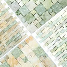 quarzit naturstein glas mosaik fliesen harmonia gold beige