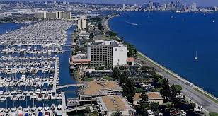 Harborside Grill And Patio by Hilton San Diego Airport Harbor Island Hotel