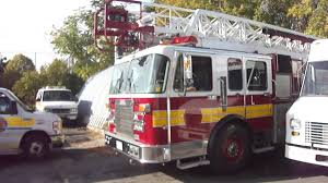 1995 Quint Ladder Fire Truck Located In Hamilton, ON - YouTube 1988 Emergency One 50 Foot Quint Fire Truck 1500 Fire Apparatus Grapevine Tx Official Website Seagrave Portland Me Fd 100 Quint Trucks Pinterest Town Of Lincoln Nh Purchases Kme Mid Mount Platform Quint Fighting In Canada Ladder Truck Stlfamilylife Product Center For Magazine 1991 Pierce Arrow 75 Used Details 2001 Eone Cyclone Ii Hp100