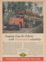 Lugging Logs For Liberty - Diamond T Log Truck Ad 1944 Nwk At ... 2013 Timpte 42 Ag 72 Air Ride Buy Online Truck Greatest Show On Earth The Miniature Diamond Us T 968 Cargo Open Cab Mirror Models 35805 Duputmancom Of The Month Richard Bulas 1964 931c 1948 For Sale Classiccarscom Cc102 Bangshiftcom 1949 306 Chilled Cargoes Johnnys Refrigerated Strealiner Truck Ad 1952 950 Youtube American Historical Society Trailer Home Beatrice Ne For