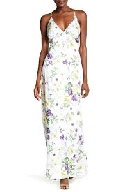 nsr floral print maxi dress nordstrom rack