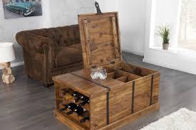 casa padrino designer massivholz couchtisch natur 100 x h 40 cm hausbar salon wohnzimmer tisch unikat barockgroßhandel de