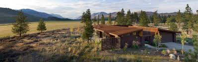 100 Wolf Creek Cabins Weatheringsteel Volumes Wrap Courtyard At Washington Holiday Home