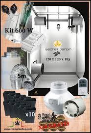 kit chambre culture chambre de culture cannabis complete 4 kit armoire culture