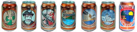Kbc Pumpkin Ale 2015 by Keweenaw Brewing Company