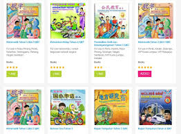 Online Malaysian Textbooks For SK SJKC And SJKT Parenting Times